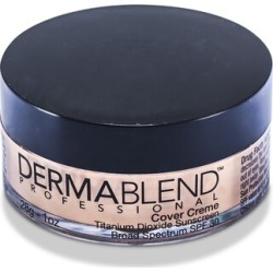 Dermablend Cover Creme Broad Spectrum SPF 30 (High Color Coverage) - Yellow Beige 28g/1oz found on Bargain Bro Philippines from Strawberry Cosmetics for $42.50