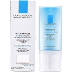 La Roche Posay Hydraphase Intense Riche Intensive Rehydrating Care 50ml/1.69oz found on Bargain Bro Philippines from Strawberry Cosmetics for $38.50