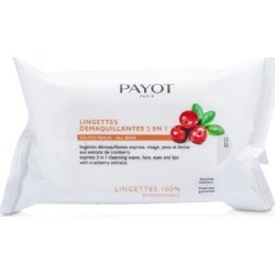 Payot Les Demaquillantes Express 3 in 1 Cleansing Wipes For Face, Eyes & Lips 25 wipes found on MODAPINS from Strawberry Cosmetics for USD $12.50