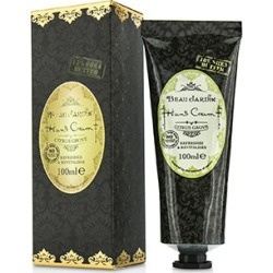 Heathcote & Ivory Beau Jardin Citrus Grove 15% Shea Butter Hand Cream 100ml/3.38oz