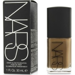 NARS Sheer Glow Foundation - New Orleans (Dark 2 - Dark with yellow undertone) 30ml/1oz