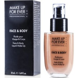 Make Up For Ever Face & Body Liquid Make Up - #40 (Pink Beige) 50ml/1.69oz