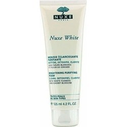Nuxe Nuxe White Brightening Purifying Foam 125ml/4.2oz found on Bargain Bro Philippines from Strawberry Cosmetics for $23.00
