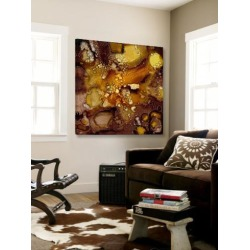 Loft Art: Moore's Chestnut Illumination II, 72x72in. found on Bargain Bro Philippines from Allposters.com for $614.95