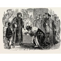 Giclee Painting: Richard Ii. and Henry Bolingbroke, 24x18in. found on Bargain Bro India from Allposters.com for $27.99