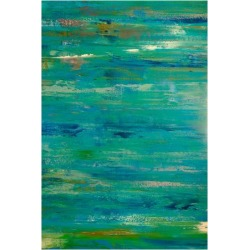 Giclee Painting: Dunn's Light Comes in Randomly, 49x34in.