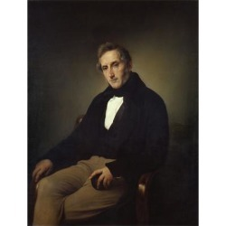 Giclee Painting: Hayez's Portrait of the Poet Alessandro Manzoni (1785 found on Bargain Bro Philippines from Allposters.com for $69.99