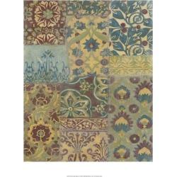 Limited Edition Art: Zarris' Art Print: Porcelain Mosaic Art Print by