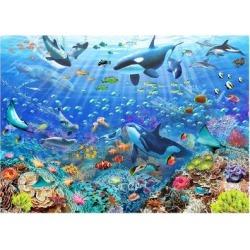 Art Print: Chesterman's Underwater Scene, 24x18in.
