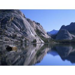 Poster: Gurche's Tenaya Lake, Yosemite National Park, California, USA,