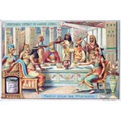 Giclee Painting: Feast at the Time of the Pharaohs, Ancient Egypt, C19 found on Bargain Bro Philippines from Allposters.com for $58.99