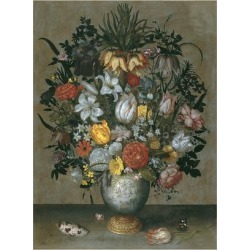 Giclee Painting: Bosschaert the Elder's Chinese Vase with Flowers, She found on Bargain Bro Philippines from Allposters.com for $69.99