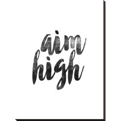Stretched Canvas Print: Wilson's Aim High, 29x22in. found on Bargain Bro Philippines from Allposters.com for $163.99