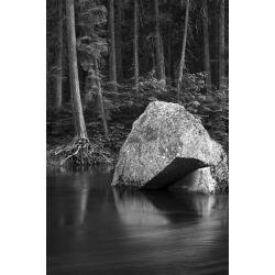 Poster: Zimmerman's California. Yosemite National Park, 12x8in.