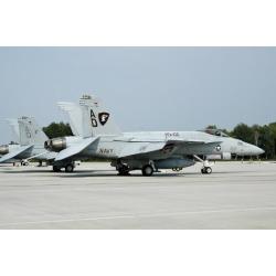 Poster: Images' U.S. Navy FA-18C Hornet at Naval Air Station Oceana, V