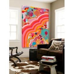 Loft Art: Kleinpeter's Sugar Crash, 54x72in.