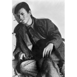 Photo Print: Movie Star News' David Bowie Close Up Portrait Showing Hi