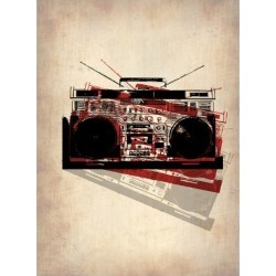 Art Print: NaxArt's Vintage Radio 2, 24x18in. found on Bargain Bro from Allposters.com for USD $14.43