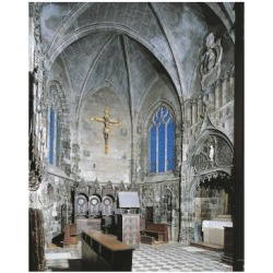 Giclee Painting: Chapel of Holy Sepulchre in Church of San Giovanni in