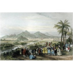 Art Print: Allom's Nanking, 24x16in. found on Bargain Bro India from Allposters.com for $38.99