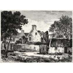 Giclee Painting: Edinburgh: the Dean House 1832, 24x18in. found on Bargain Bro India from Allposters.com for $27.99