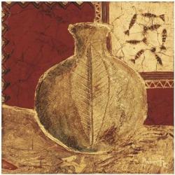 Giclee Painting: Lopicki's Art Print: Tribal Renaissance Art Print by