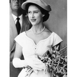 Poster: Princess Margaret Celebrating Her Birthday. Date Unknown, 24x1
