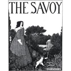 Giclee Painting: Beardsley's Art Print: The Savoy, Volume Art Print by