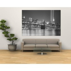 Giant Art Print: New York City, New York State, USA, 72x48in.