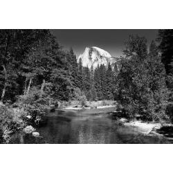 Poster: Hugonnard's Half Dome - Yosemite National Park - Californie -