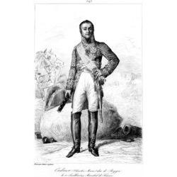 Giclee Painting: Pigeot's Nicolas Charles Oudinot (1767-184), Duke of