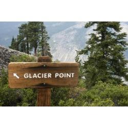 Poster: Friel's USA, California, Yosemite National Park, Glacier Point