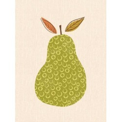 Art Print: Nohren's Fruit Pear, 32x24in. found on Bargain Bro Philippines from Allposters.com for $17.99