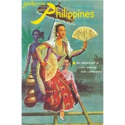 Giclee Painting: Southern Philippines - An Adventure in Color, Beauty,