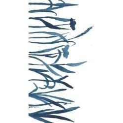 Art Print: Me's Sidewalk Grass, 32x24in.