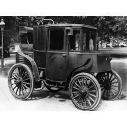 Poster: A Columbia Electric Car, C1899, 24x18in. found on Bargain Bro from Allposters.com for USD $18.61