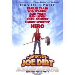 Poster: Poster: Joe Dirt Poster, 40x27in.