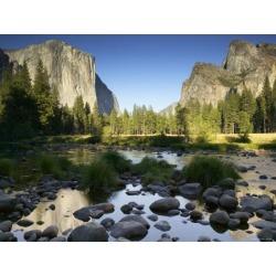 Poster: Bibikow's El Capitan, Yosemite National Park, California, USA,