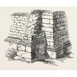 Giclee Painting: Basement of Station on the Roman Wall, 24x18in. found on Bargain Bro India from Allposters.com for $27.99