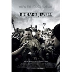 Art Print: Richard Jewell, 40x27in. found on Bargain Bro Philippines from Allposters.com for $11.99