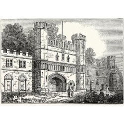 Giclee Painting: The Gateway at Battle Abbey Sussex, 24x18in. found on Bargain Bro India from Allposters.com for $27.99