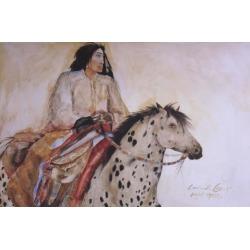 Art Print: Grigg's Light Horse, 24x36in.