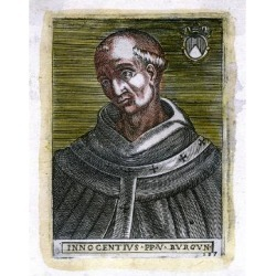 Giclee Painting: Pope Innocent V, 24x18in. found on Bargain Bro Philippines from Allposters.com for $69.99