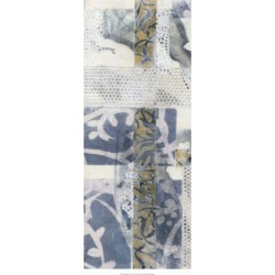 Giclee Painting: Goldberger's Art Print: Chambray & Lace Art Print by