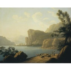 Giclee Painting: Martynov's View of the Selenga River in Siberia, 1817 found on Bargain Bro Philippines from Allposters.com for $69.99