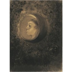 Giclee Painting: Redon's Cell, 24x18in.