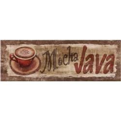 Poster: Williams' Mocha Java, 36x12in.