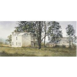 Art Print: Hendershot's Primrose Farm, 18x38in.