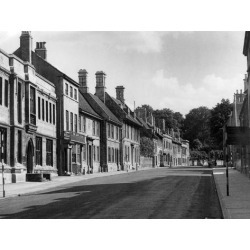 Poster: Stamford Houses, 24x18in.
