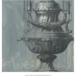 Giclee Painting: Harper's Art Print: Decorative Elegance Art Print by